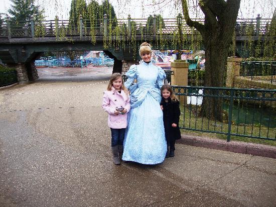 Диснейленд: Cinderella