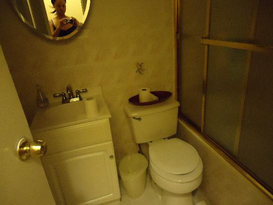 102 Brownstone: BATHROOM