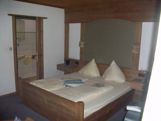 Dreimäderlhaus: love the room style