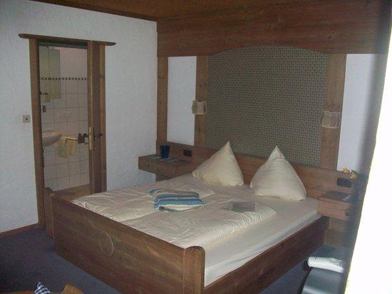 Dreimaderlhaus: love the room style