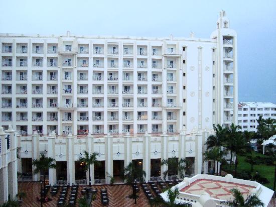 Hotel Riu Vallarta: Desde la habitación