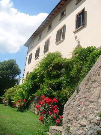 Borgo Il Castagno: The villa