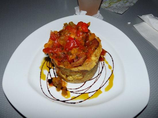 Punto de Vista Restaurant & Bar: mofongo