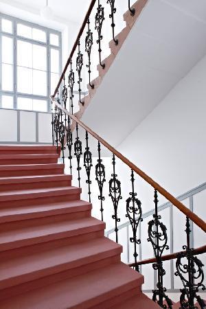Hotel Tannhaeuser : Treppenhaus