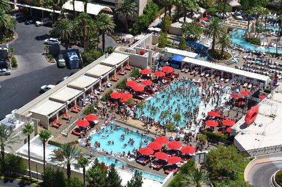 Signature at MGM Grand: Party Pool