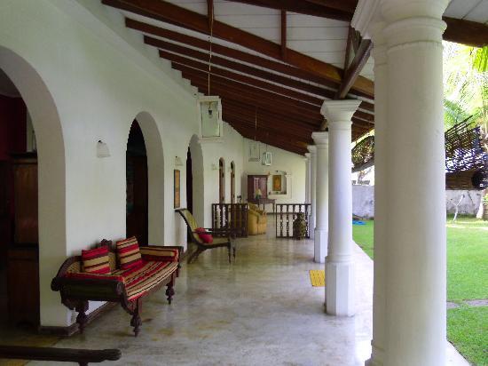 veranda Amor Villa