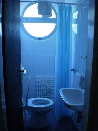 Hotel Tamanaco Lignano Sabbiadoro: bagno