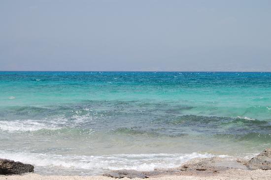 SENTIDO Blue Sea Beach  Il mare di Creta. Il mare di Creta   Picture of SENTIDO Blue Sea Beach  Stalis