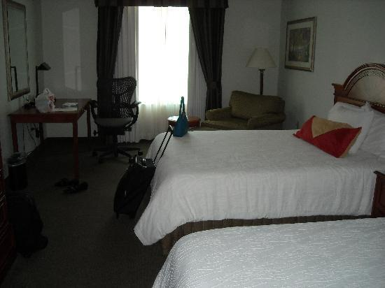Hilton Garden Inn Houston/The Woodlands: Beds