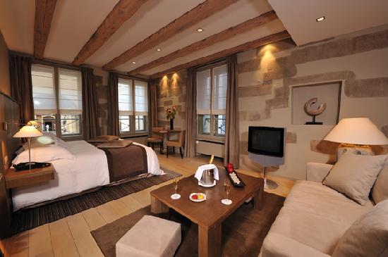 Hotel Les Armures: Prestige Junior Suite 1