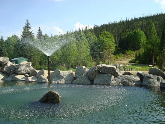 Chena Hot Springs Resort