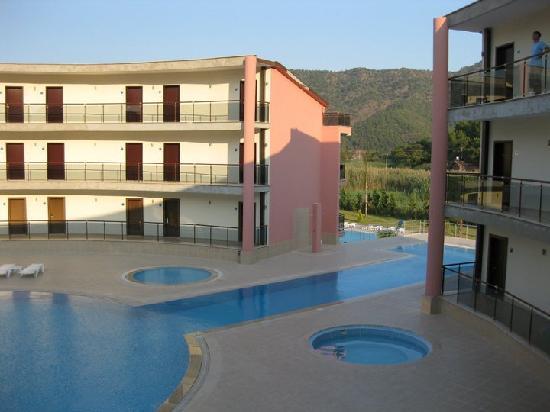 Adrasan Bay Hotel: Büyük Havuz