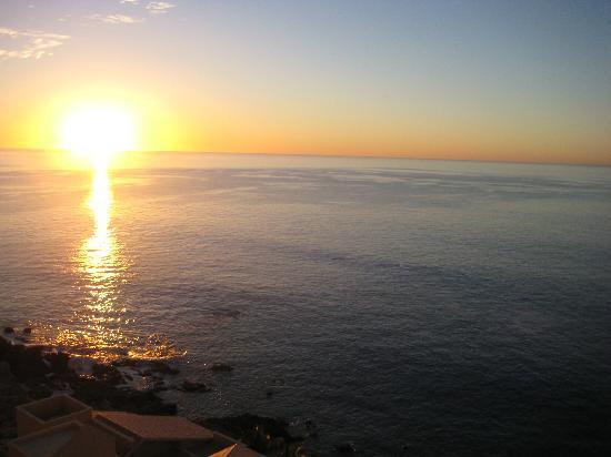 Grand Fiesta Americana Los Cabos All Inclusive Golf & Spa: amanecer desde mi balcon