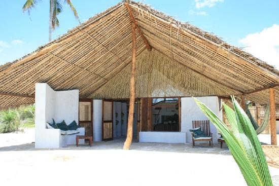 Guludo Beach Lodge: Guludo Adobe Banda
