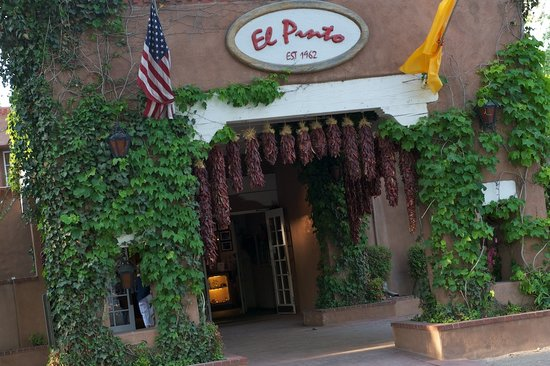 Photo of Mexican Restaurant El Pinto at 10500 4th St Nw, Albuquerque, NM 87114, United States