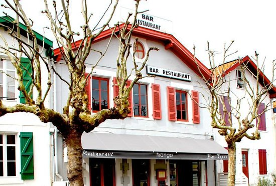 facade Txango