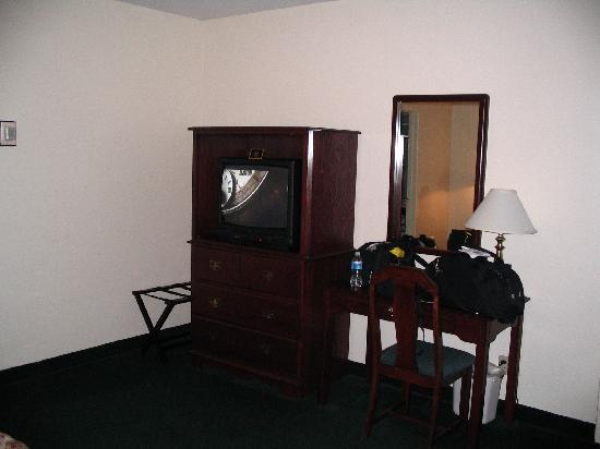 Econo Lodge : Chambre