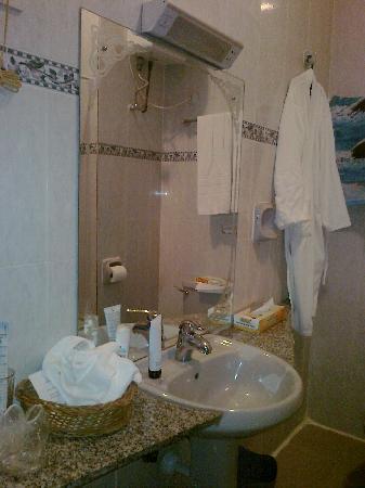 Reiz Continental Hotel: Sink