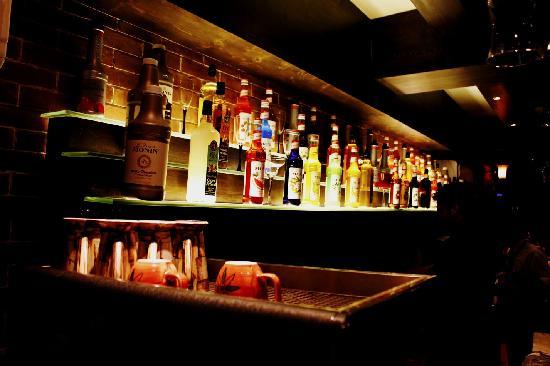 Celeste' Restaurant and Cafe': Mocktail bar