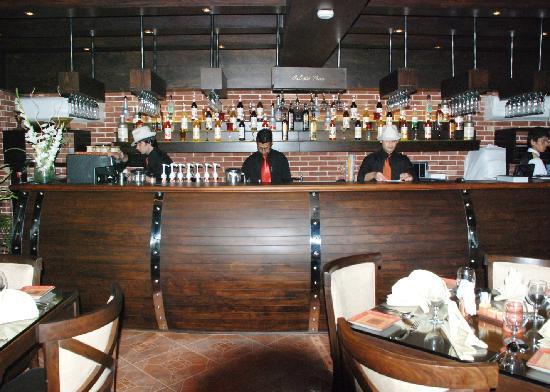 Peshawar, Pakistan: Mocktail bar