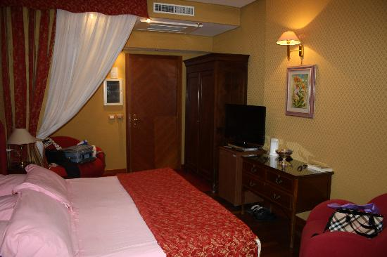 Hotel Tosco Romagnolo: Junior Suite