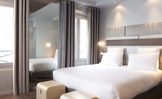 Hotel du Cadran Tour Eiffel : New room, for one, two or three people