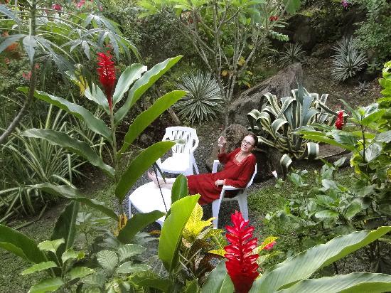 La Koumbala: un coin de jardin