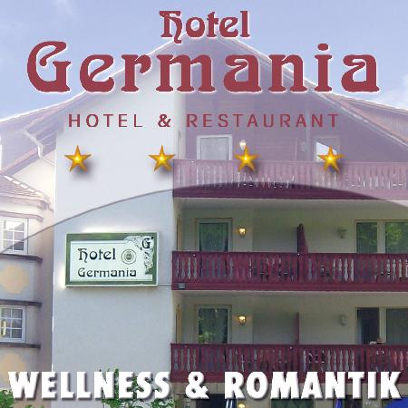 Wellnesshotel Germania: Hotel Germania