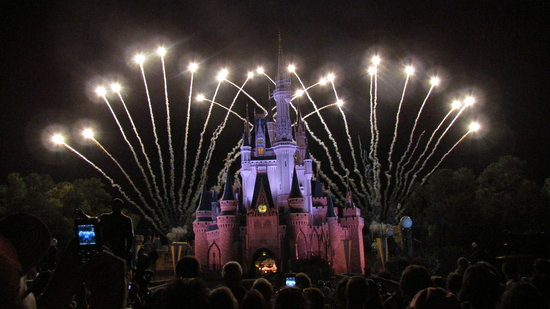 Magic Kingdom : Cinderella's Castle