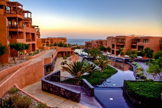 Sandos San Blas Nature Resort & Golf : View from lobby bar.