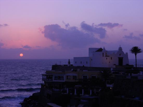 Hotel Nettuno: vista panoramica della terrazza dell'hotel