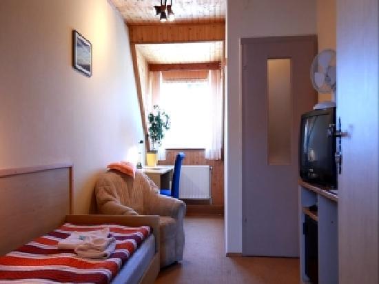 Hotel Landhaus Nassau: EZ-Komfort
