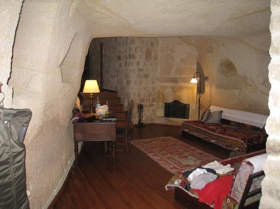 Yunak Evleri: sitting room
