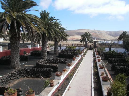 Finca de las Salinas : entrada