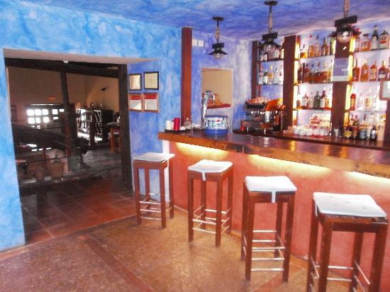 Finca de las Salinas : bar