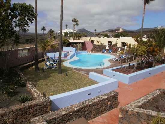 Finca de las Salinas : piscina