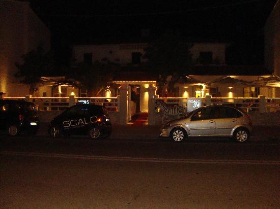 Scalo 34 Restaurant: l'esterno