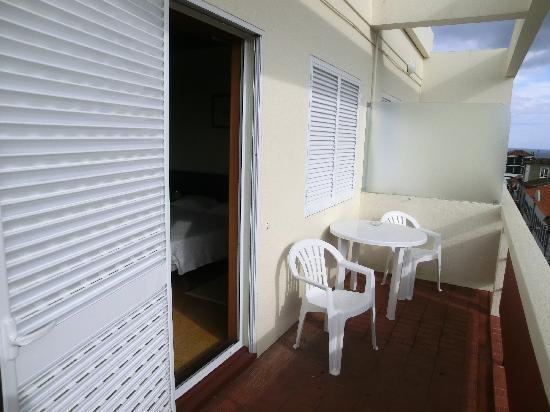 Residencial Sete Cidades: Balkon