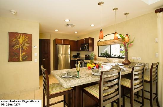 Casa del Sol Resort: Kitchen