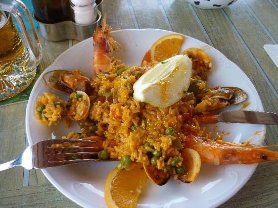 Aparthotel Costa Mar: SalyMar food