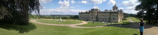 Welburn Lodge: Castle Howard