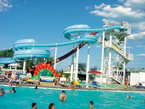 Hotel Antibes : il parco acquatico gratis per tutti i nostri ospiti