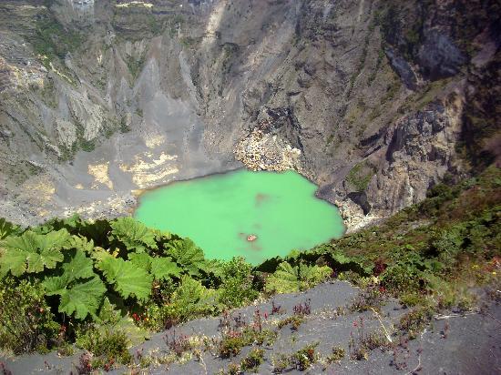 Ecoaventura: Volcán Irazu, Parque Nacional, Costa Rica