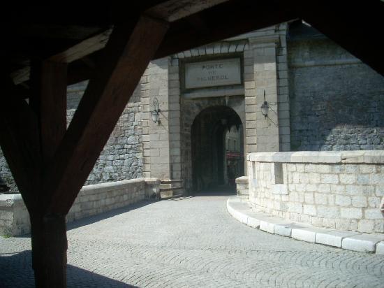 Briançon, Frankrig: la porte de pignerol