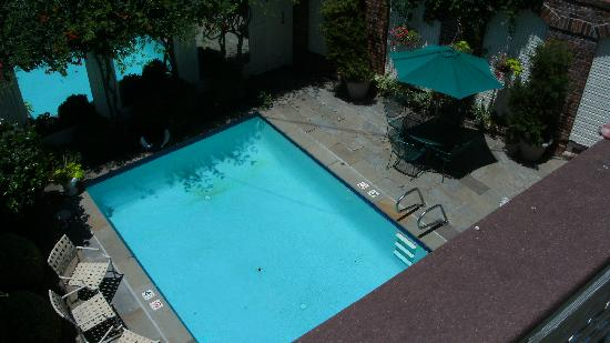 Swann House: Pool