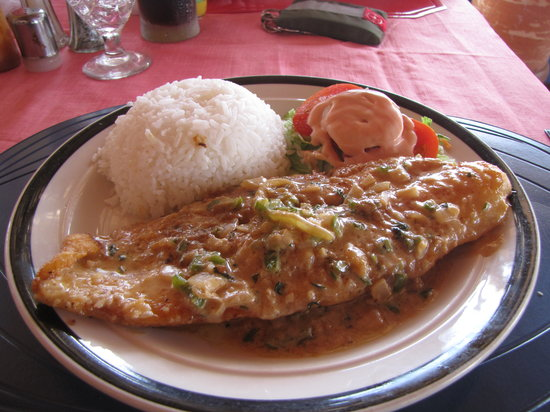 Kamini's Kitchen: Grouper
