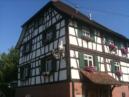 Durbach, Germany: Hotel Ritter
