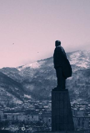 Petropavlovsk-Kamchatsky, روسيا: tokaev pavel