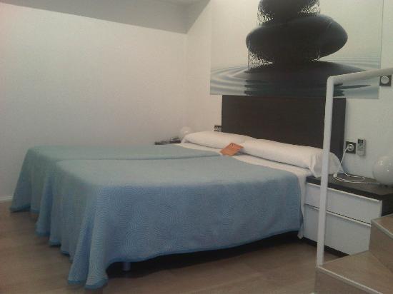 Hotel Punta Monpas : Habitación doble standard