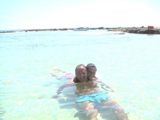 Fiesta Beach Club Djerba : la baignade c le pied